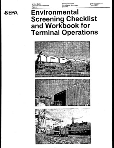 Environmental Screening Checklist and Workbook for Terminal Operations