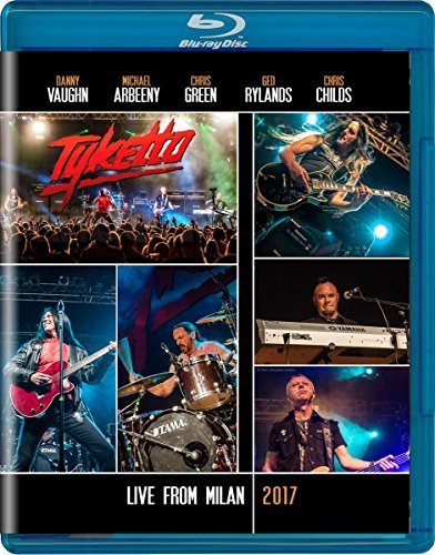 Tyketto: Live From Milan 2017 [Blu-ray]]()