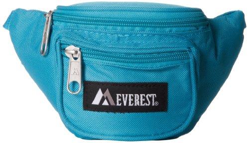 Everest Signature Waist Pack - Junior, Turquoise,