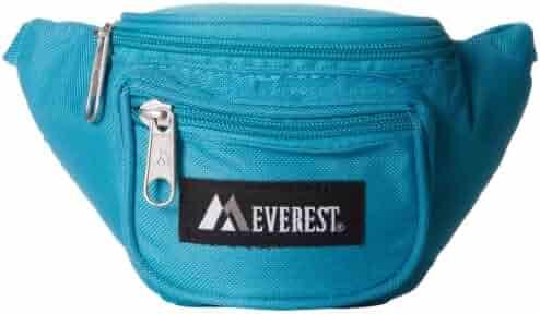 Everest Signature Waist Pack - Junior, Turquoise, One Size