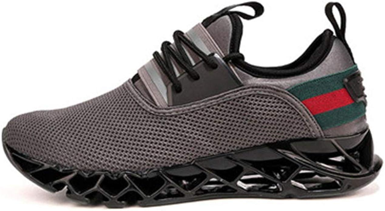 Zapatillas para Correr para Hombre Zapatillas Deportivas Profesionales SúPer Ligero Deporte para Caminar Zapatillas Deportivas De AmortiguacióN De Moda Zapatos para Caminar Casuales: Amazon.es: Zapatos y complementos