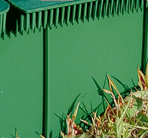 Schnecken-Barriere 4-er-Packung grün Gäde
