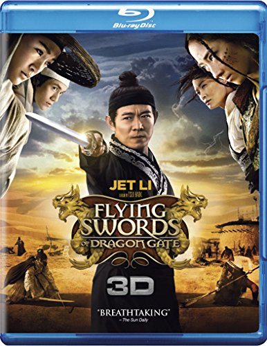 Flying Swords of Dragon Gate (3D) [Blu-ray] -