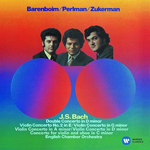 Bach, JS: Violin Concertos & Double Concertos (Concerto For 2 Violins In D Minor)