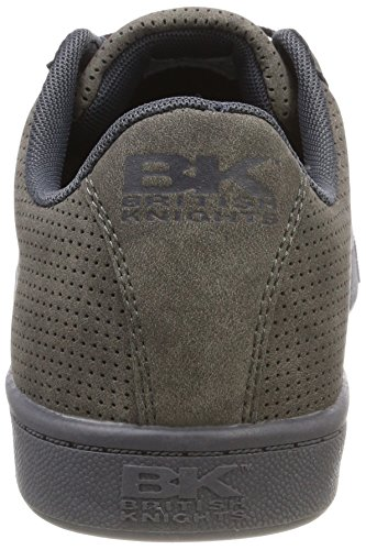Duke dk 04 Gris dk Knights Homme Baskets Grey Grey British HXZ5xwB