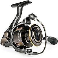Sougayilang Fishing Reel, Light Smooth Bass Gear Spinning...