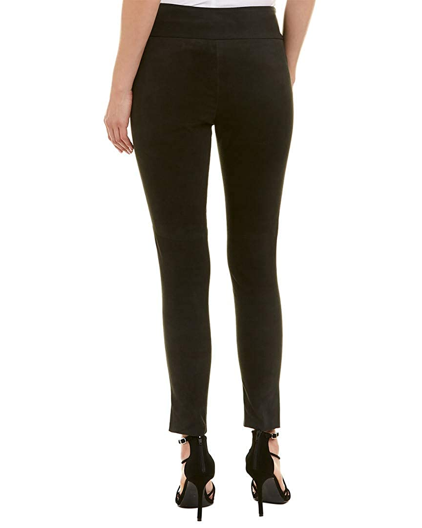 42 IRO Womens Leather Legging Grey