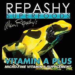 Repashy Vitamin A Plus - All Sizes - 3 Oz JAR