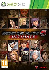 Dead or Alive 5 Ultimate (XBOX 360 PAL)