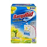 DampRid Hanging Moisture Absorber Citrus Fresh - 3 PK, 1 Box