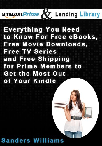 Amazon prime and kindle lending library: unlock the true power of.