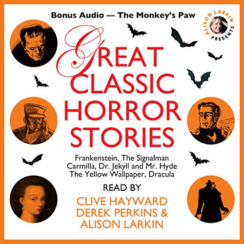 Great Classic Horror Stories with a Bonus Story: