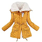 Best Snow Jackets - Womens Winter Jacket Parkas Thicken Plus Size Coats Review