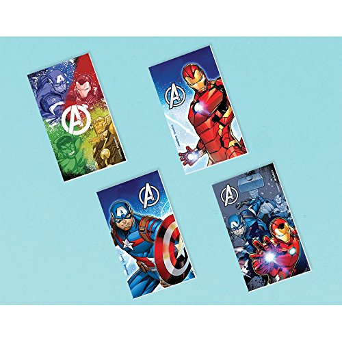 Marvel Epic AvengersTM Notepads, Party Favor