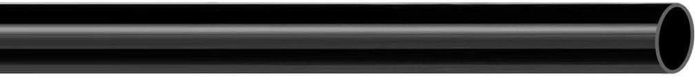 18mm PVC Isolierschlauch schwarz Meterware in 12 Gr/ö/ßen von 4mm bis 22mm zur Auswahl