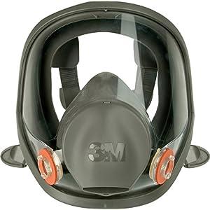 Masque complet confort réutilisable 3M™ 6900, Certifié EN sécurité