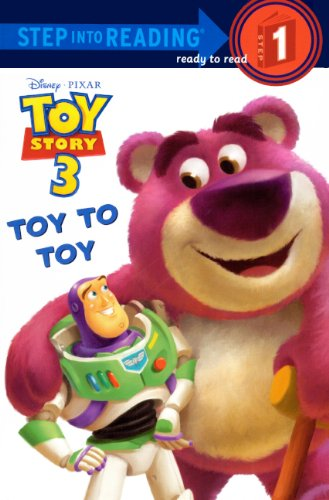 Download Toy To Toy (Turtleback School & Library Binding Edition) (Toy Story 3: Step into Reading: Step 1) PDF