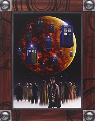 dr who 50th anniversary collectors edition