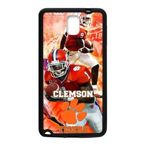 - Galaxy Note 3 NCAA Clemson Tigers Team Logo Case Cover for Samsung Galaxy Note 3 DIY Lorenzof Case