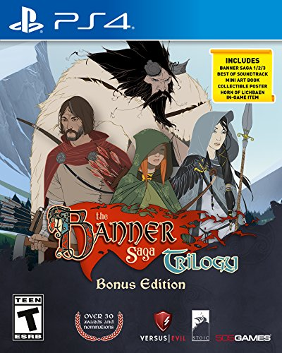 Banner Saga Trilogy Bonus Edition - PlayStation 4