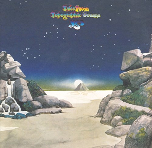 Tales From Topographic Oceans: Expanded Edition 3 CD+1 ()