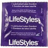 12 LifeStyles Snugger Fit Premium Lubricated Condoms