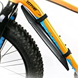 SKS-Germany 11363 Fatboard Bicycle Fender Set for
