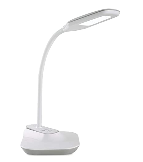 Amazon.com: OttLite LED Flexible Clip lámpara de escritorio ...