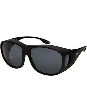 0064618fee1c Yodo Fit Over Glasses Sunglasses with Polarized Lenses for Men and Women