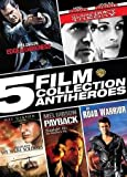 5 Film Collection Antiheroes (Edge of Darkness, Conspiracy Theory, We Were Soldiers, Payback, The Road Warrior)
