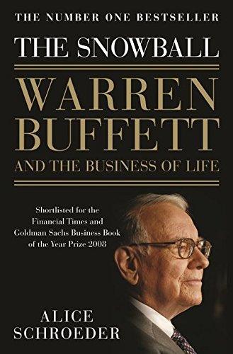 the snowball warren buffett and the business of life amazon co uk rh amazon co uk warren buffett investing book warren buffett book amazon