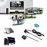 USB TV Stick DVB-T2 T/C+FM+DAB+SDR Recorder Receiver Digital HDTV Tuner PC