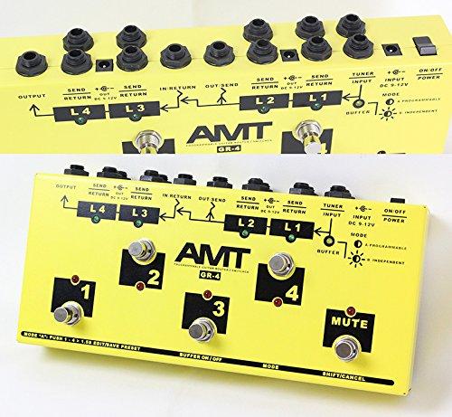 愛用  AMT B00AW697Z6 ELECTRONICS GR-4 ELECTRONICS コンパクトスイッチャー B00AW697Z6, スピルリナ普及会:88982614 --- vezam.lt