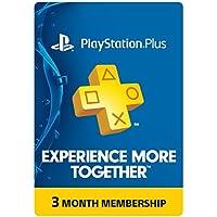 3-Month Playstation Plus Membership  - PS3/ PS4/ PS Vita...