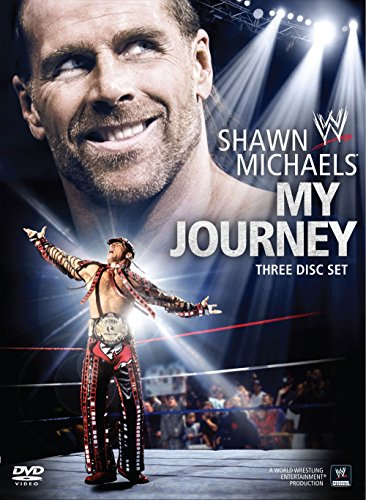 WWE: Shawn Michaels - My Journey (Undertaker Vs Shawn Michaels Wrestlemania 26 Full Match)