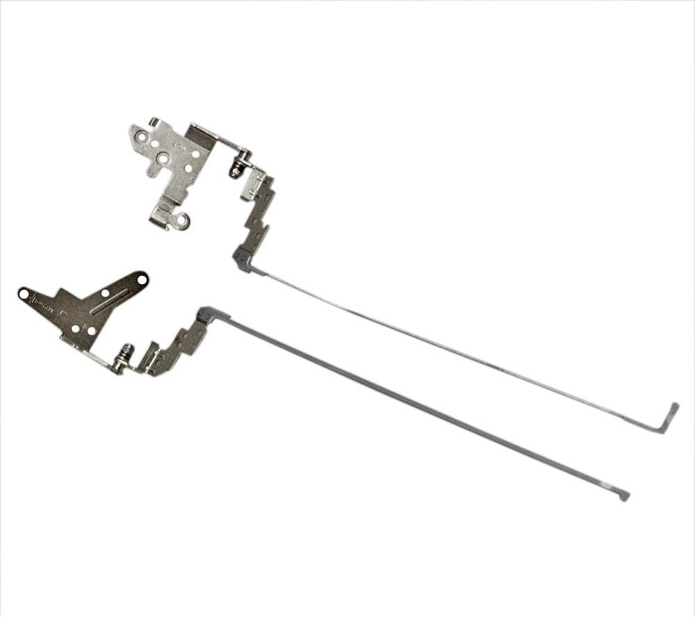 Zahara LCD Screen Hinges Set Left + Right Replacement for HP Probook 450 G2 455 G2 768129-001 AM15A000100 AM15A000200