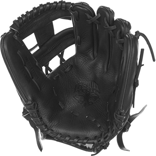 Marucci Geaux Series I-Web Infield Gloves (Balck), 11