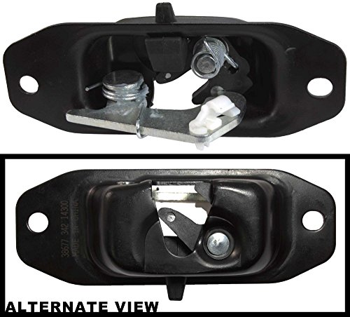 APDTY 49788 Tailgate Latch Lock Assembly Fits Rear Left or Rear Right Of Tailgate On 2007-2010 Chevrolet Silverado or GMC Sierra 2009-2010 Hummer H3T (Sold Individually; Replaces 94715027, 94715028)