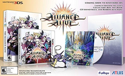 The Alliance Alive - Nintendo 3DS