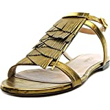 Chloe CH24171 Youth US 4.5 Gold Sandals