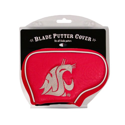College Golf Putter (NCAA Washington State Cougars Golf Blade Putter Cover)