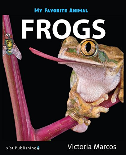 My Favorite Animal: Frogs by [Marcos, Victoria]