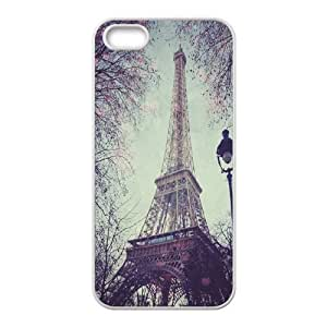 Paris Tower Print ZLB530405 Personalized Case for Iphone 5,5S, Iphone 5,5S Case