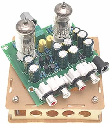 FidgetFidget Preamplifier Board Fidelity Tube Set With Diy Quality Kit Valve Pre-amp Musical