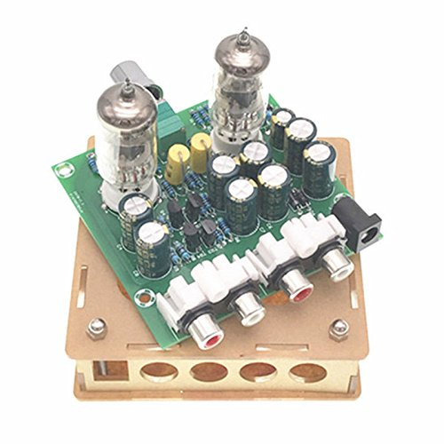(FidgetFidget Preamplifier Board Fidelity Tube Set With Diy Quality Kit Valve Pre-amp Musical)