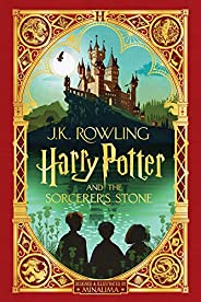 Harry Potter and the Sorcerer's Stone: MinaLima Edition (Harry Potter, Book 1)