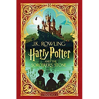 Harry Potter and the Sorcerer's Stone: MinaLima Edition (Harry Potter, Book 1) (1)