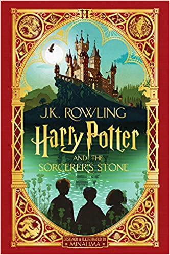 HP book 1 cover
