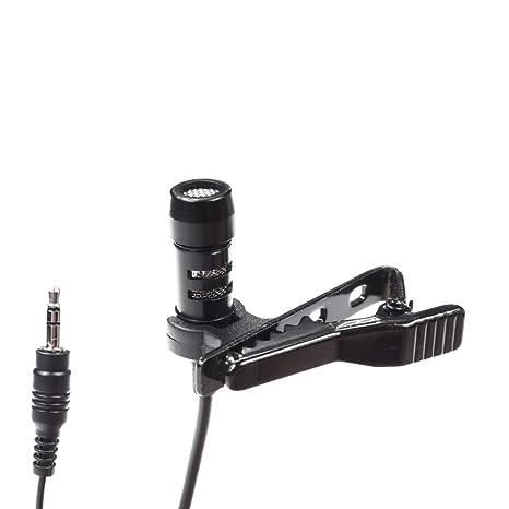 Micro corbata micrófono Wg4016 par worldgen® 3,5 mm Stereo 1 metro ...