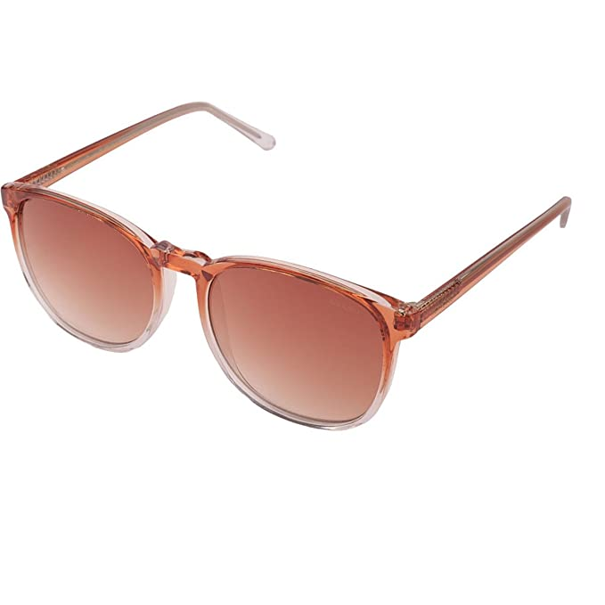Amazon.com: Komono Urkel Sunglasses Gradient Peach/Gradient ...